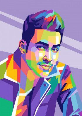 Prince Royce | Displate thumbnail