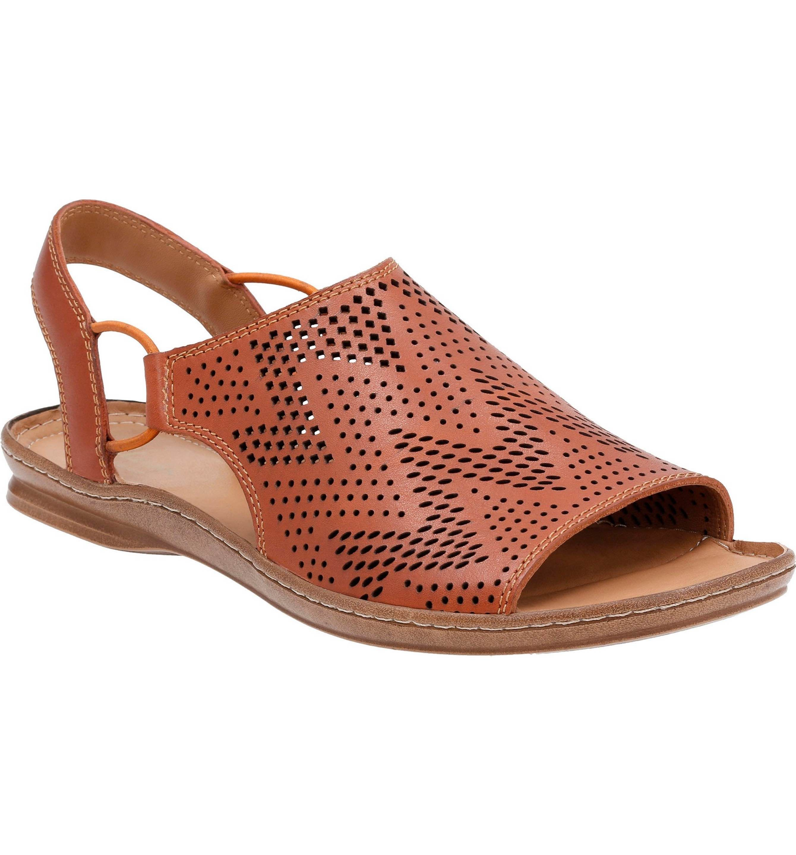 Main Image - Clarks® Sarla Cadence Slingback Sandal (Women)