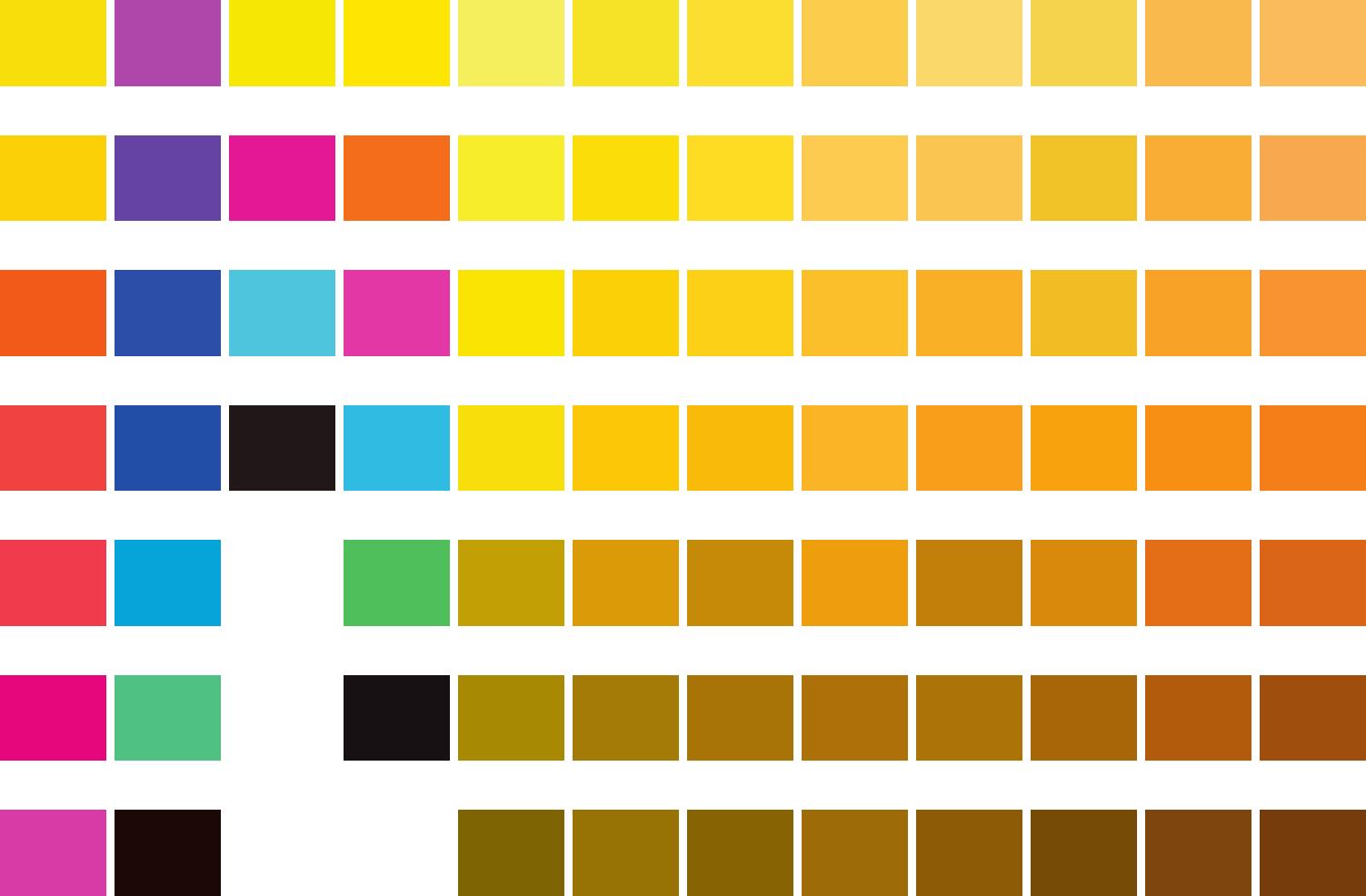 Free Pantone Color Chart Pdf 68kb 14 Page S Pantone Color Chart Pantone Chart Pantone Color