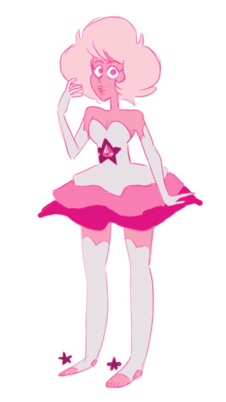 Pink Diamond If She Didn T Lead The Rebellion As Rose Sapphire Steven Universe Pink Diamond Steven Universe Steven Universe Wallpaper