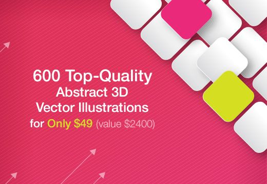 600-abstract-3d-illustrations-preview