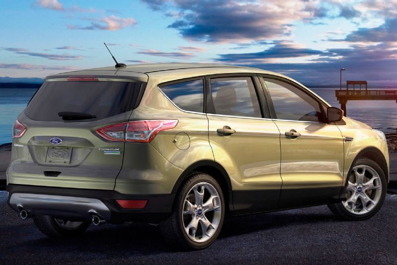 September Cuv Sales Ford Escape Toyota Rav4 Surpass Rivals Ford Escape Car Ford Ford