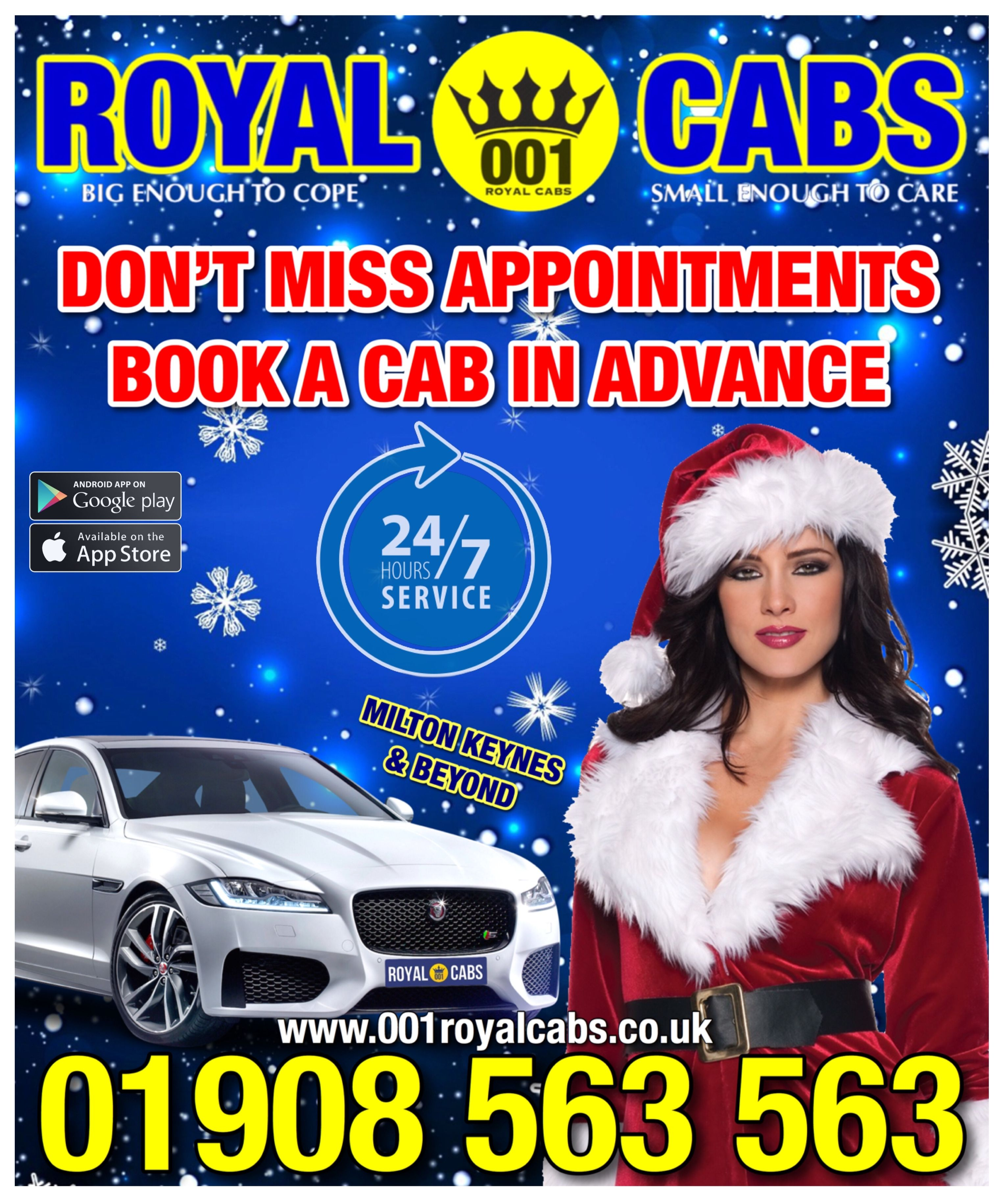 Dont miss appointments book a cab in advance download