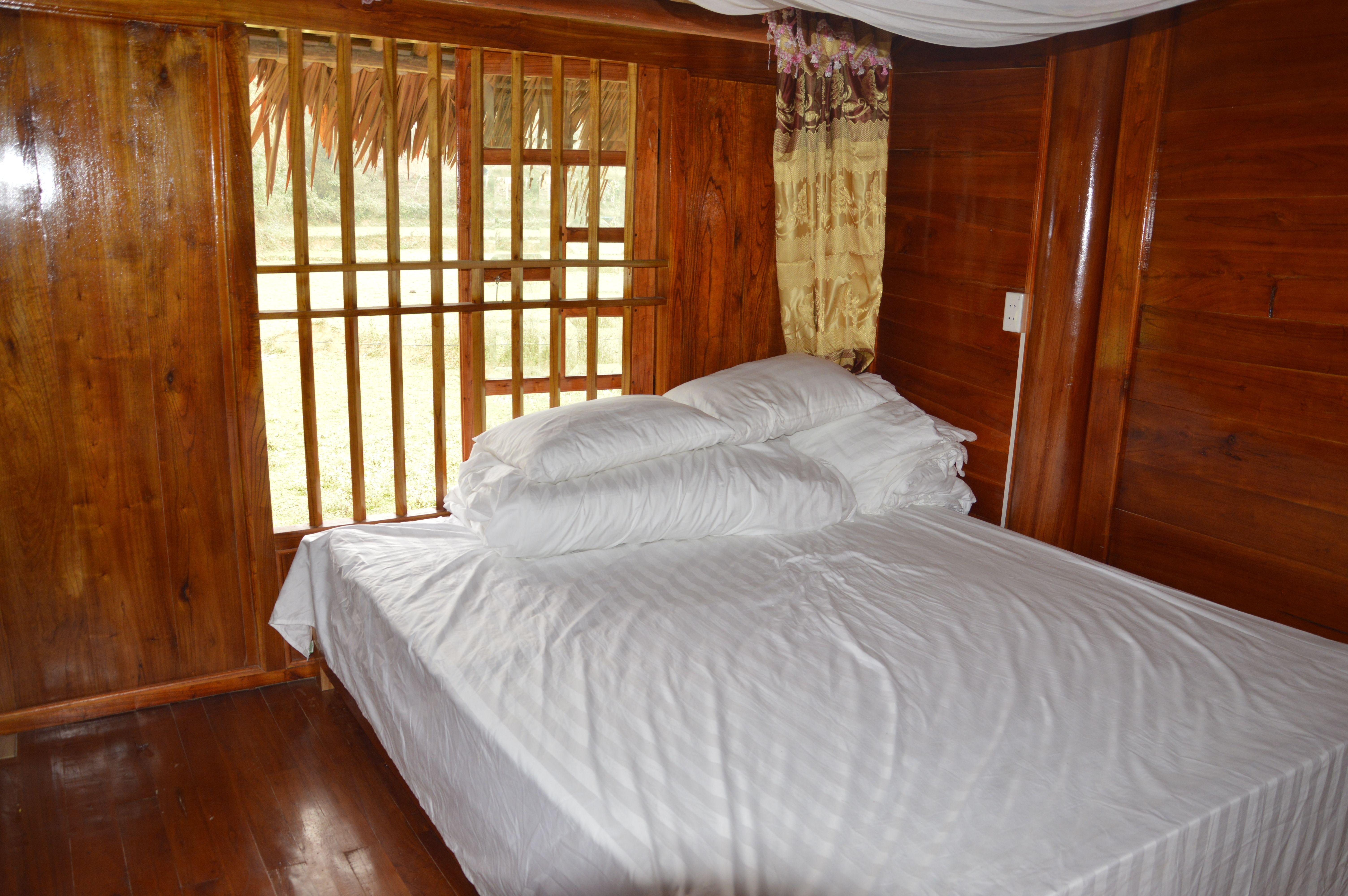 Chambre privée chez l'habitant à Yen Son