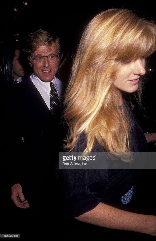 Robert And Daughter Shauna Celebrities Famous Faces