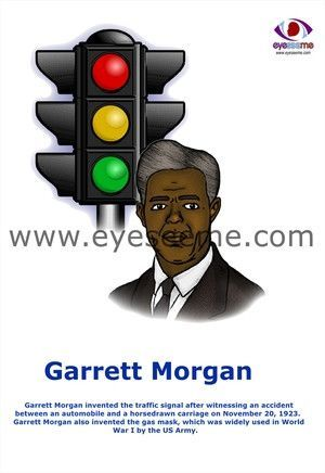 a discussion on the influence of garrett augustus morgans invention of the gas mask Garrett augustus morgan  it was a gas mask—it was not and neither was it a forerunner for any type of gas mask as a man of science, if garrett morgan were alive.