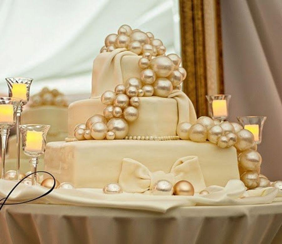 Champagne bubbles wedding cake bubble cake gelatin