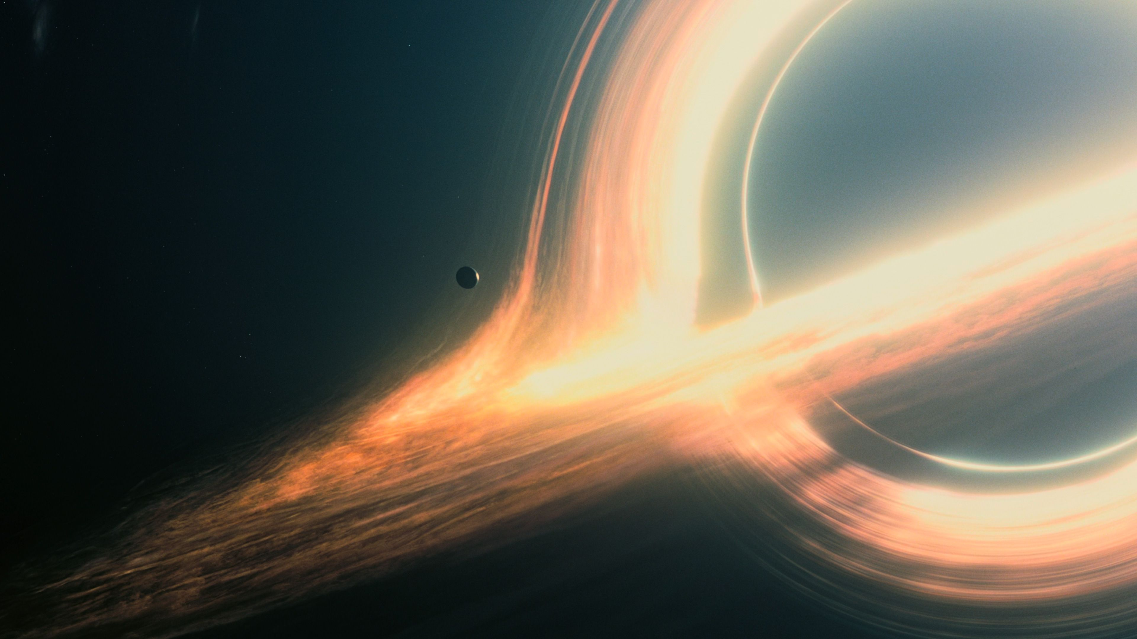 Interstellar Gargantua 4k space wallpapers, hdwallpapers