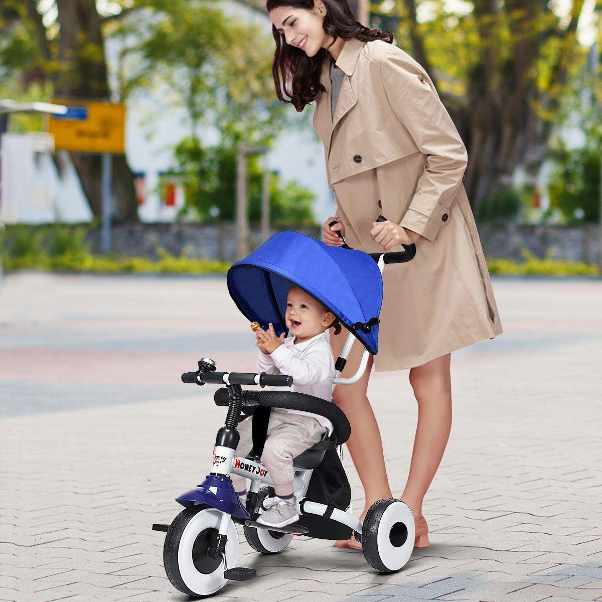 Questo triciclo è perfetto per i tuoi bambini in