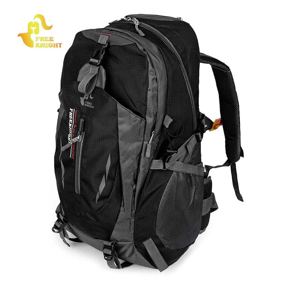 e19118bf8ba0 Free Knight 40L Water Resistant Shoulder Backpack Outdoor Climbing ...