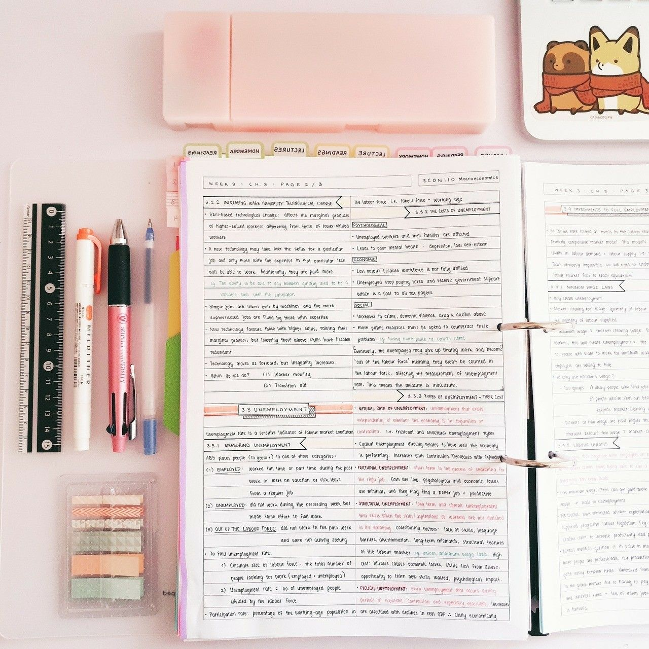 I need to see more pictures like this! | Studying | Study notes