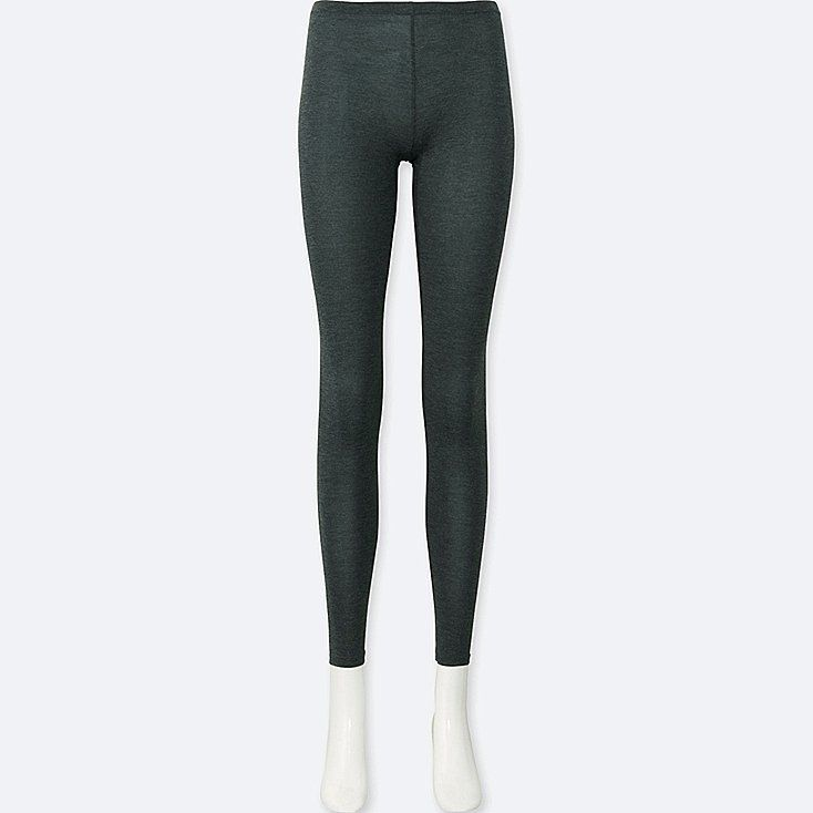 online retailer e8d63 649c3 DAMEN HEATTECH LEGGINGS   UNIQLO