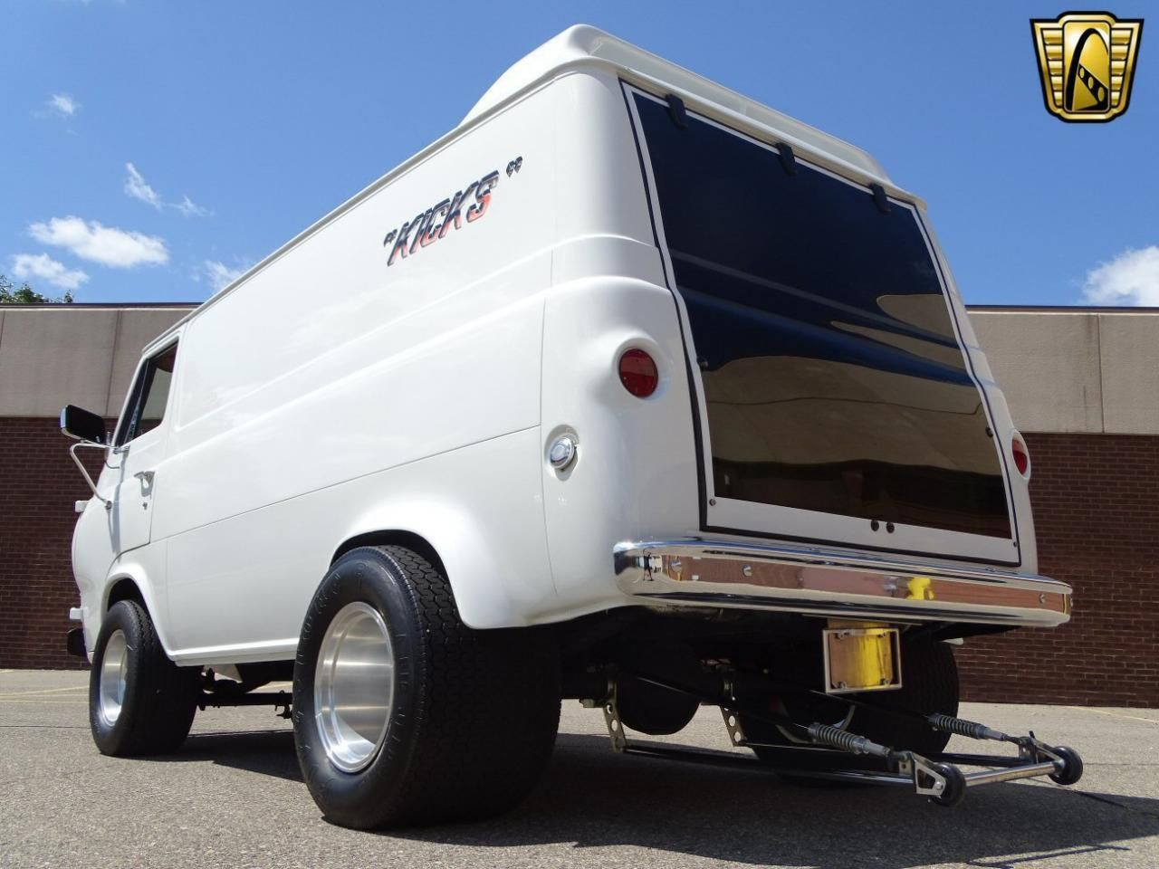 1966 Ford Econoline Hot Rod Gateway Classic Cars 980 Det
