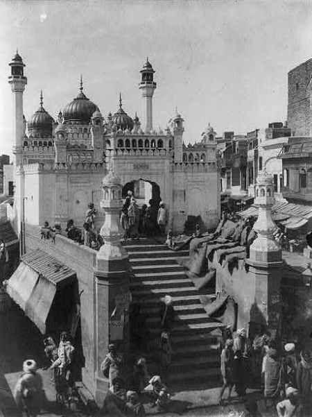 Sunehri Masjid,Lahore