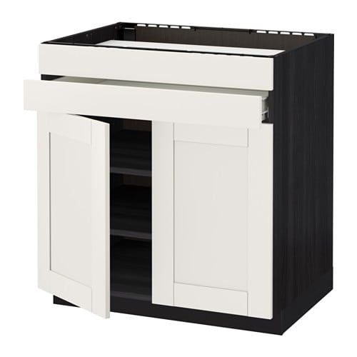 METOD Cabinets for Built in Appliances, IKEA (With images ...