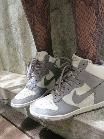 official photos f2b14 af7a6 ... nike womens dunk sky high tops. i want these