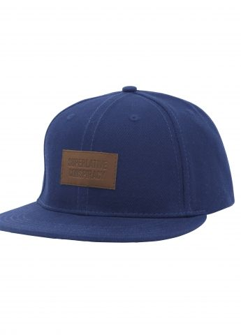 buy popular 8cb08 249f5 WeSC - SC snapback baseball cap estate blue