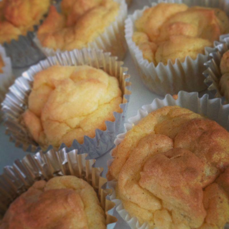 Angel Hair or Taisan Cupcakes - Paleo, Keto and Nut Free ...