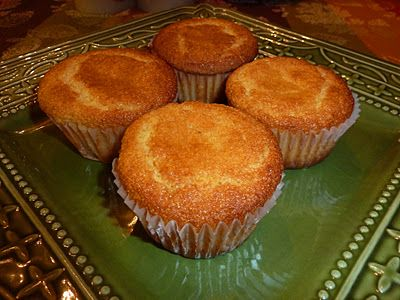 Dinner with Denise: Corn Muffins with Yogurt