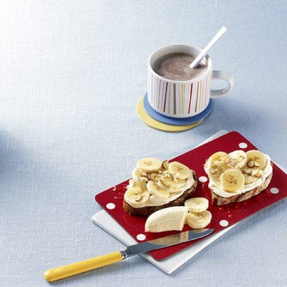 ESSEN & TRINKEN - Bananenbrot Rezept