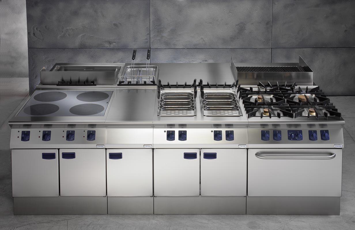 Professional Kitchen Range | Kitchen | Pinterest | Professional ...