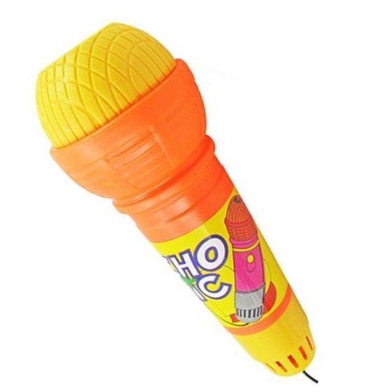 $1 55 AUD - Echo Microphone Mic Voice Changer Toy Birthday