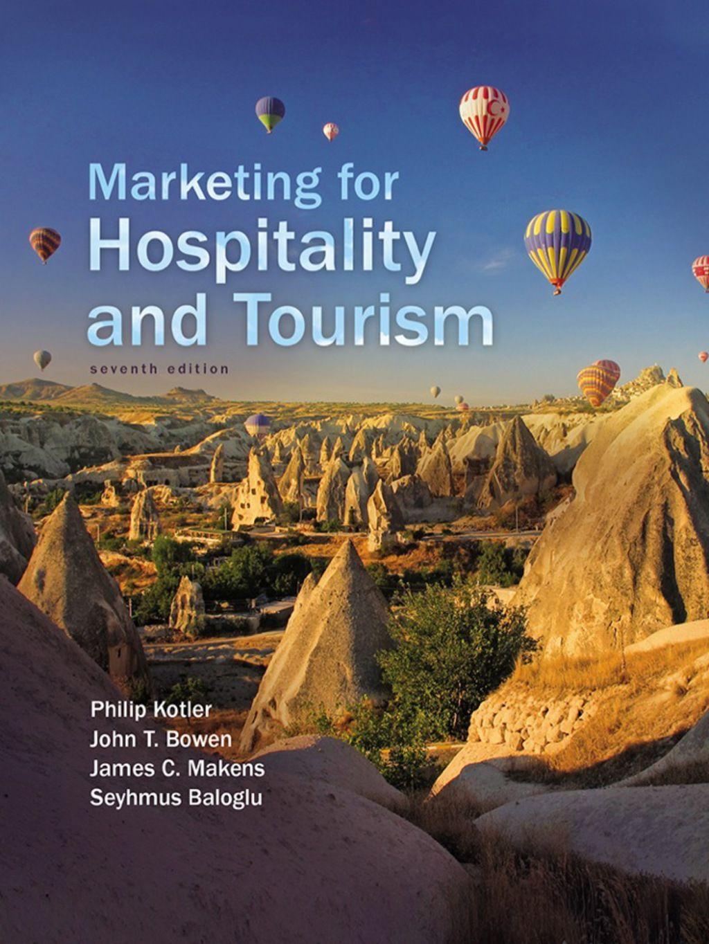 Marketing for Hospitality and Tourism (eBook Rental