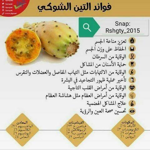 Pin By Samira Farhat On F جدول Health Facts Food Health Food Fruit Health