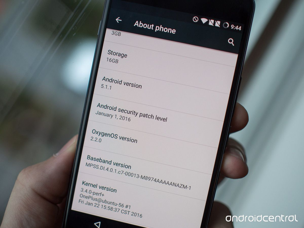 cool Latest OnePlus X update surfaces Android security patch level