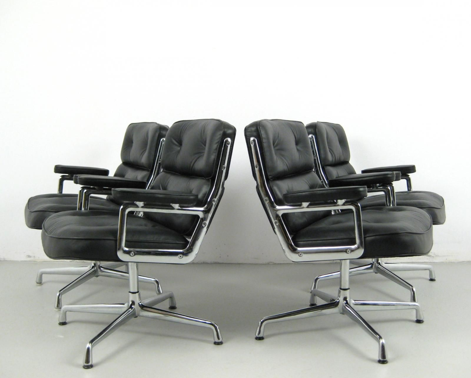 Ray Muebles Areaneo Charles And Ray Eames Time Life Lobby Chairs