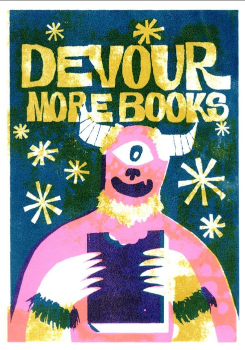 devour more books