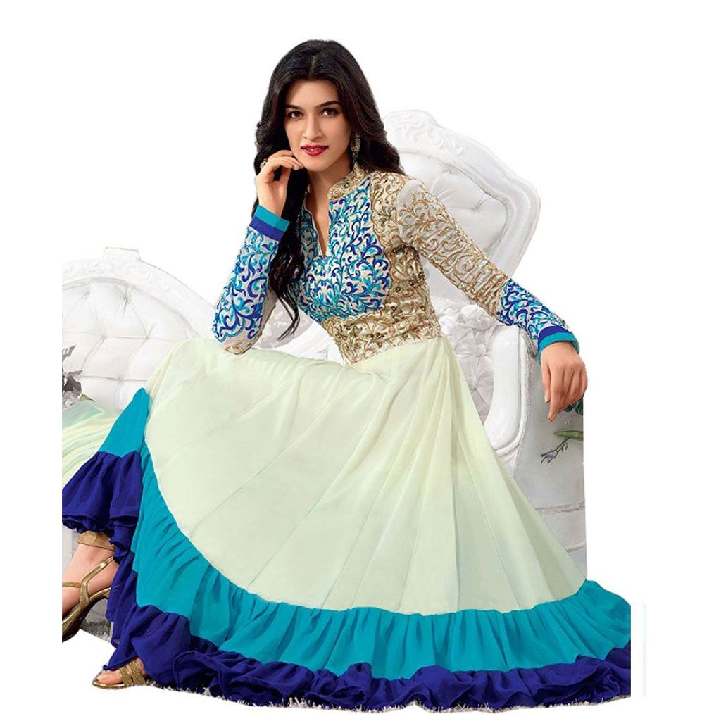 Hot sale indian bollywood designer party wear salwar suit the