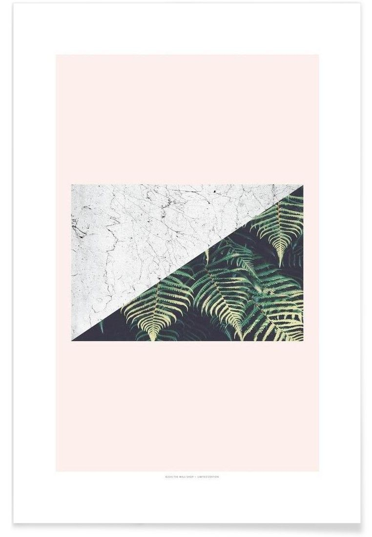 Tropical Geometry VON The Wall Shop now on JUNIQE!