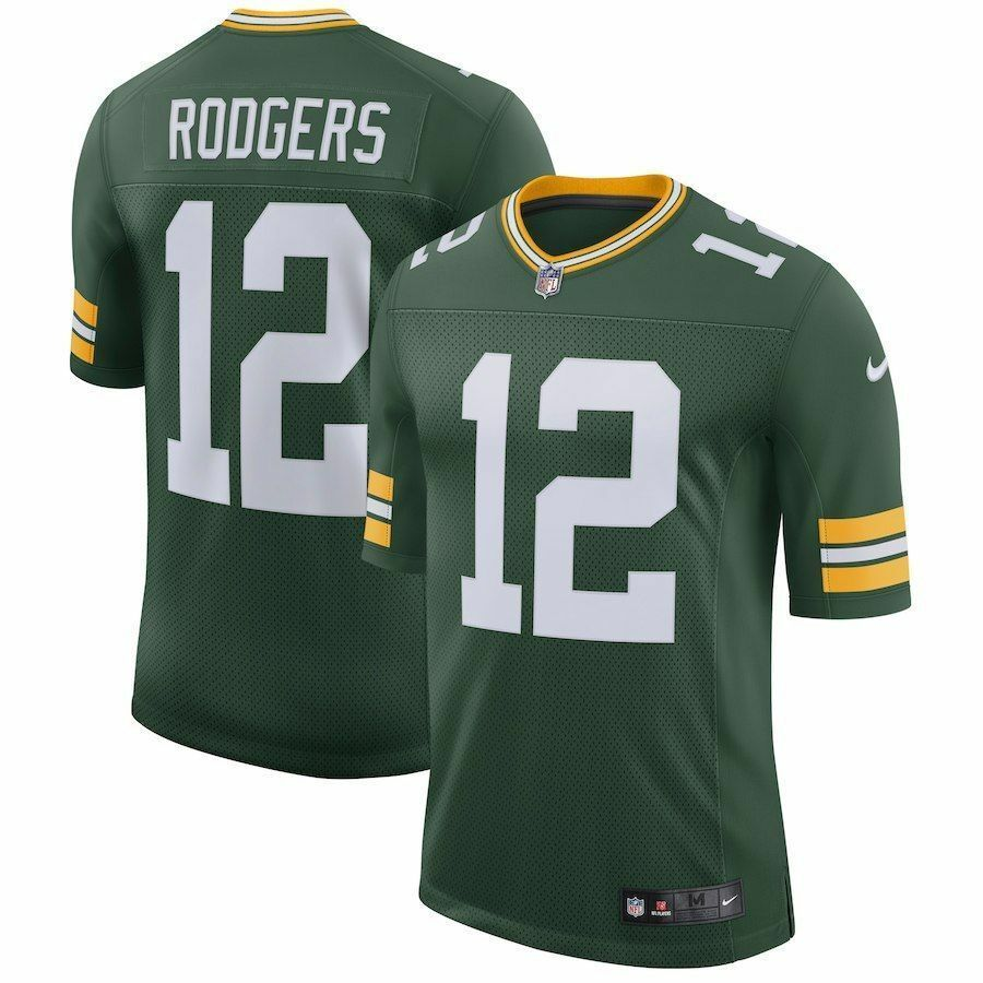 Ebay Sponsored New Aaron Rogers Lrg Green Bay Packers Nike Limited Home Jersey 919116 334 Green Bay Packers Aaron Rodgers Green Bay Packers Aaron Rodgers