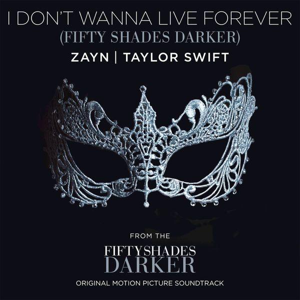 Taylor Swift Zayn Malik I Dont Wanna Live Forever Chords Lyrics