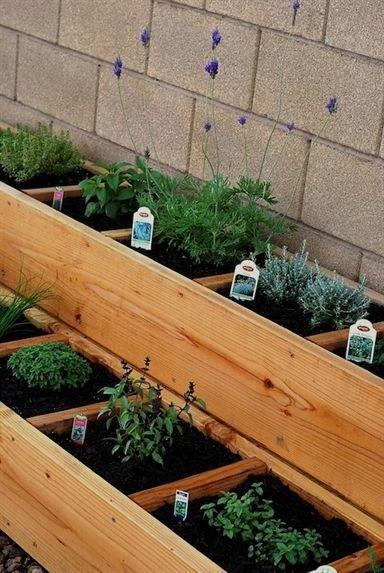 Herb Gardens 30 Great Herb Garden Ideas Diy Garden Bed Garden