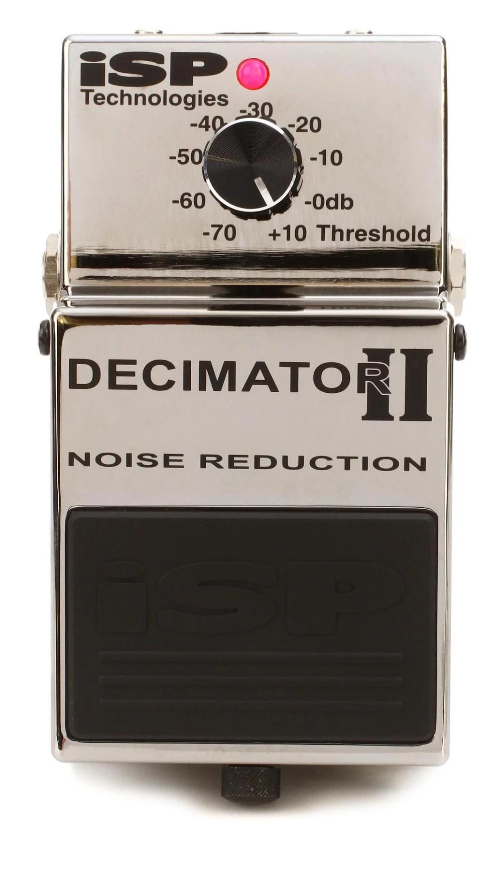 ISP Technologies Decimator II Noise Reduction Pedal #decimator #ISP #noise #peda... #decimator #ISP #noise #peda #pedal #reduction #technologies