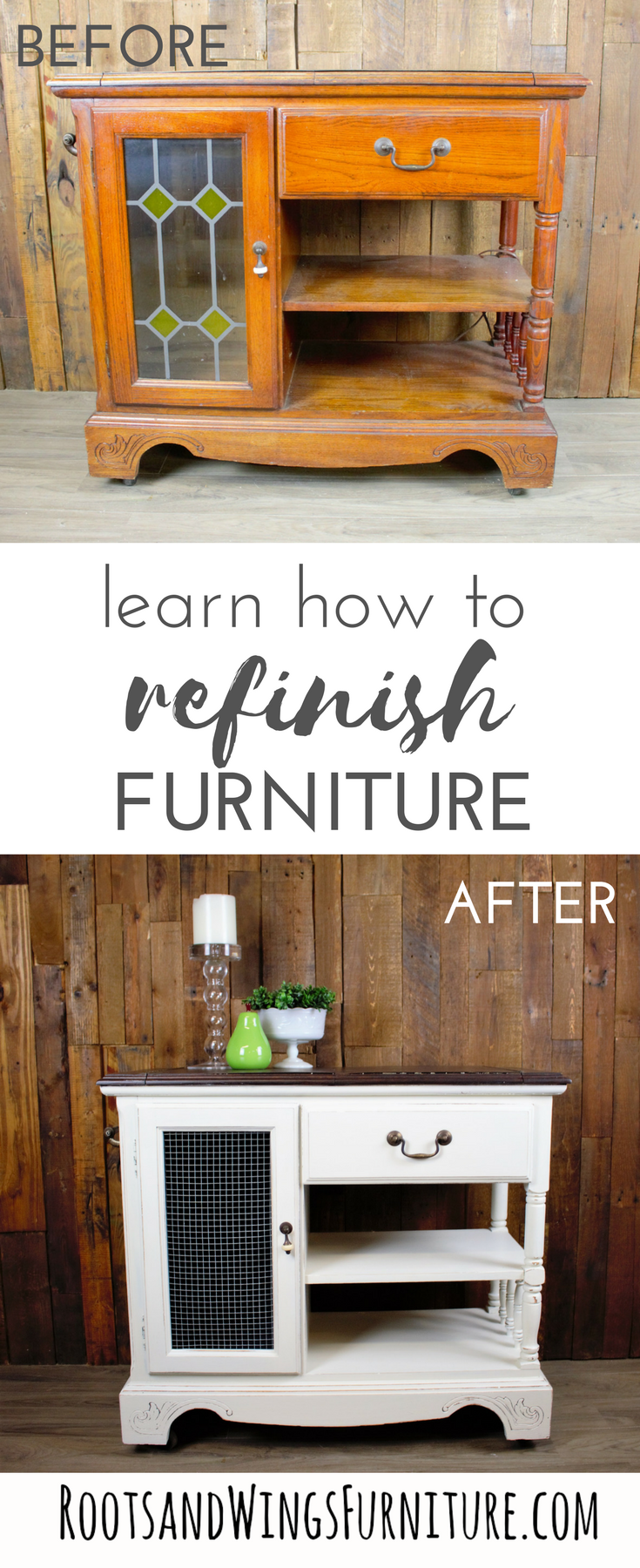 Turn That Unused Room Of The House Into This: Let's Turn That Furniture Piece Into Something You LOVE