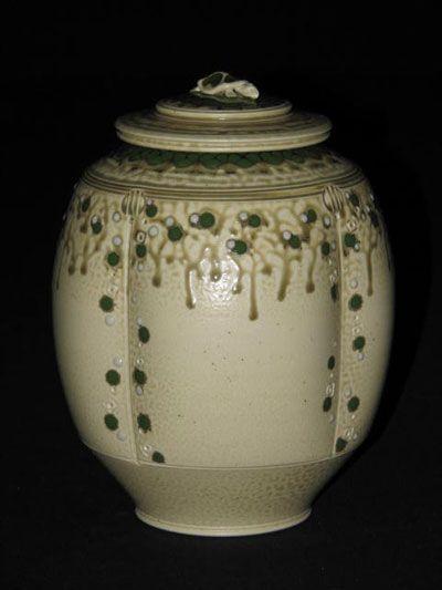 Tom Turner, reduction fired porcelain