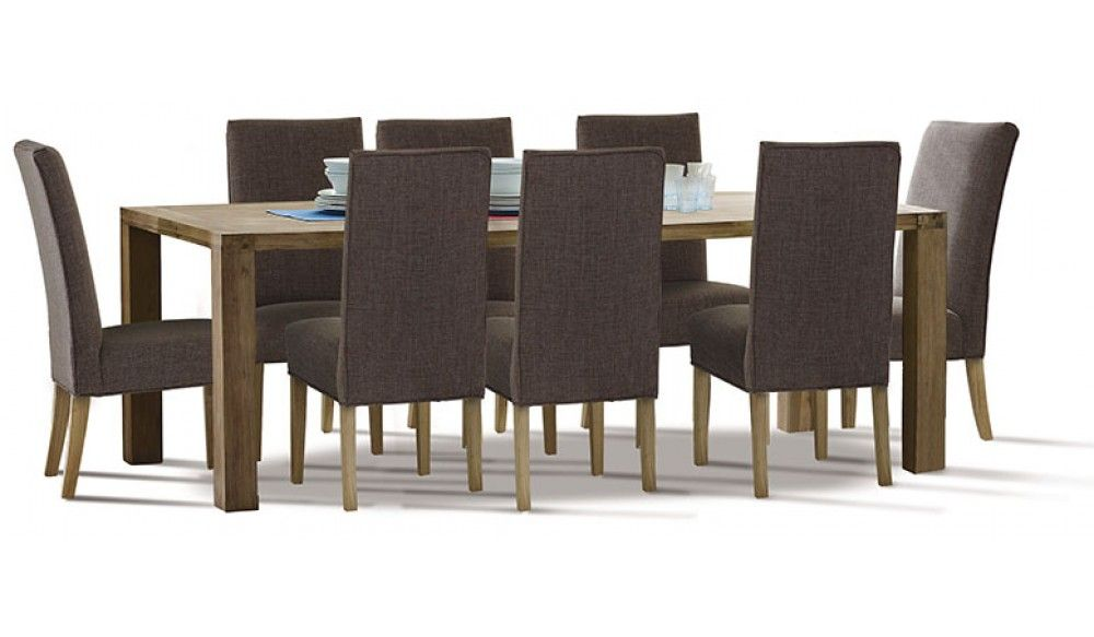 Nevada 9 Piece Dining Suite Furniture Dining Suites Living