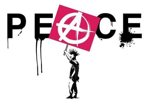 Image Anarchy Peace 10 Kitty In 2018 Pinterest Anarchy And