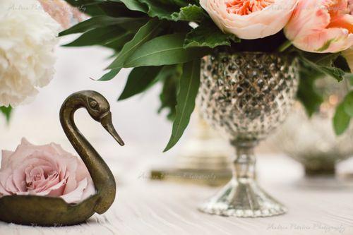 #Wedding #Swan #MarbellaCC #SanJuanCapistrano #Reception #HeadTable #Details