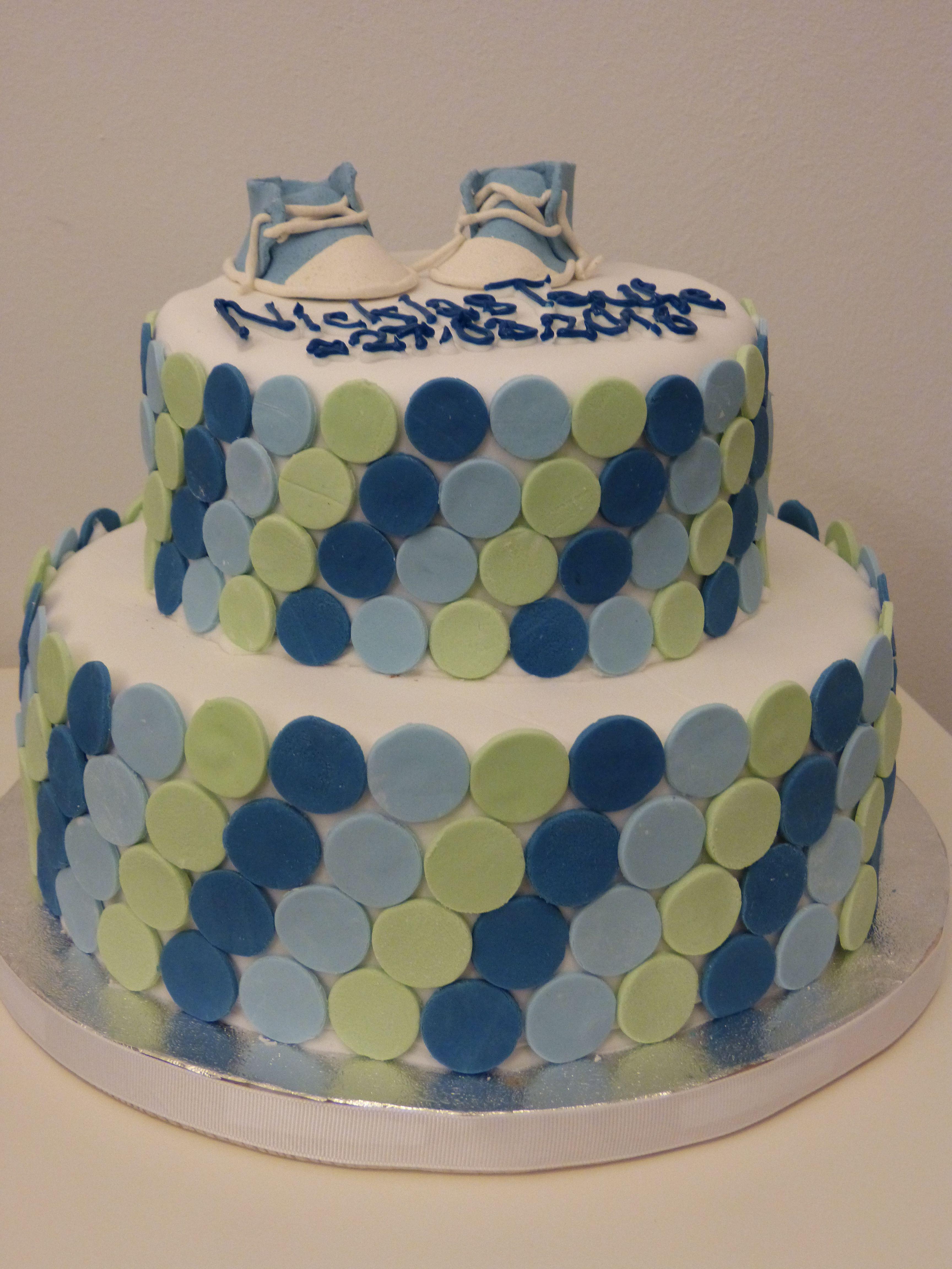 Cupcakes Christening Cake Taufkuchen Tauftorte boy Cake Tauftorte Junge Cake Cube Konz