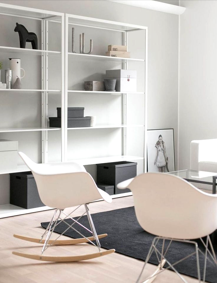 vitra schaukelstuhl auch als b rostuhl geeignet erh ltlich bei flinders design deutschland. Black Bedroom Furniture Sets. Home Design Ideas