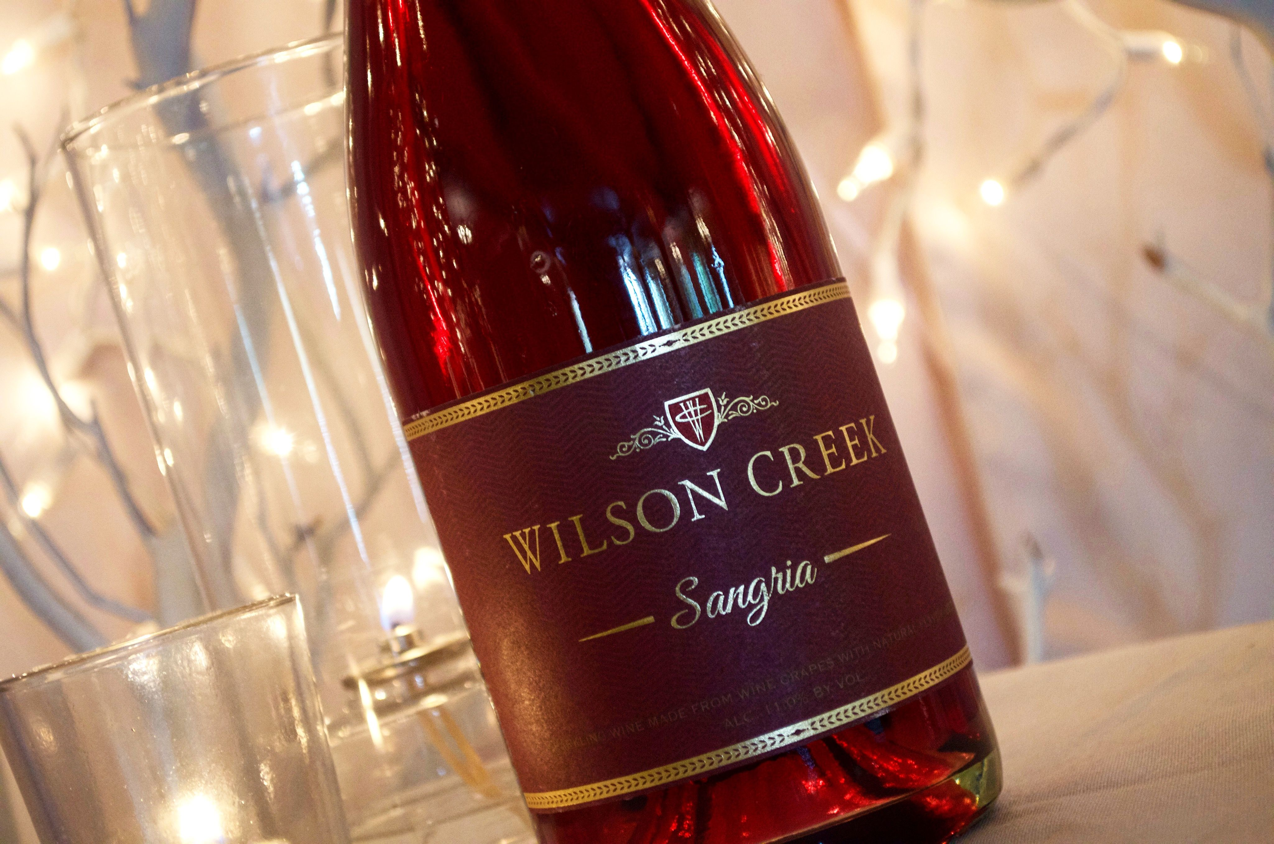 Festive And Fruit Packed Sangria Sparkling Wilsoncreekwinery Sangria Sparkling Wine Wine