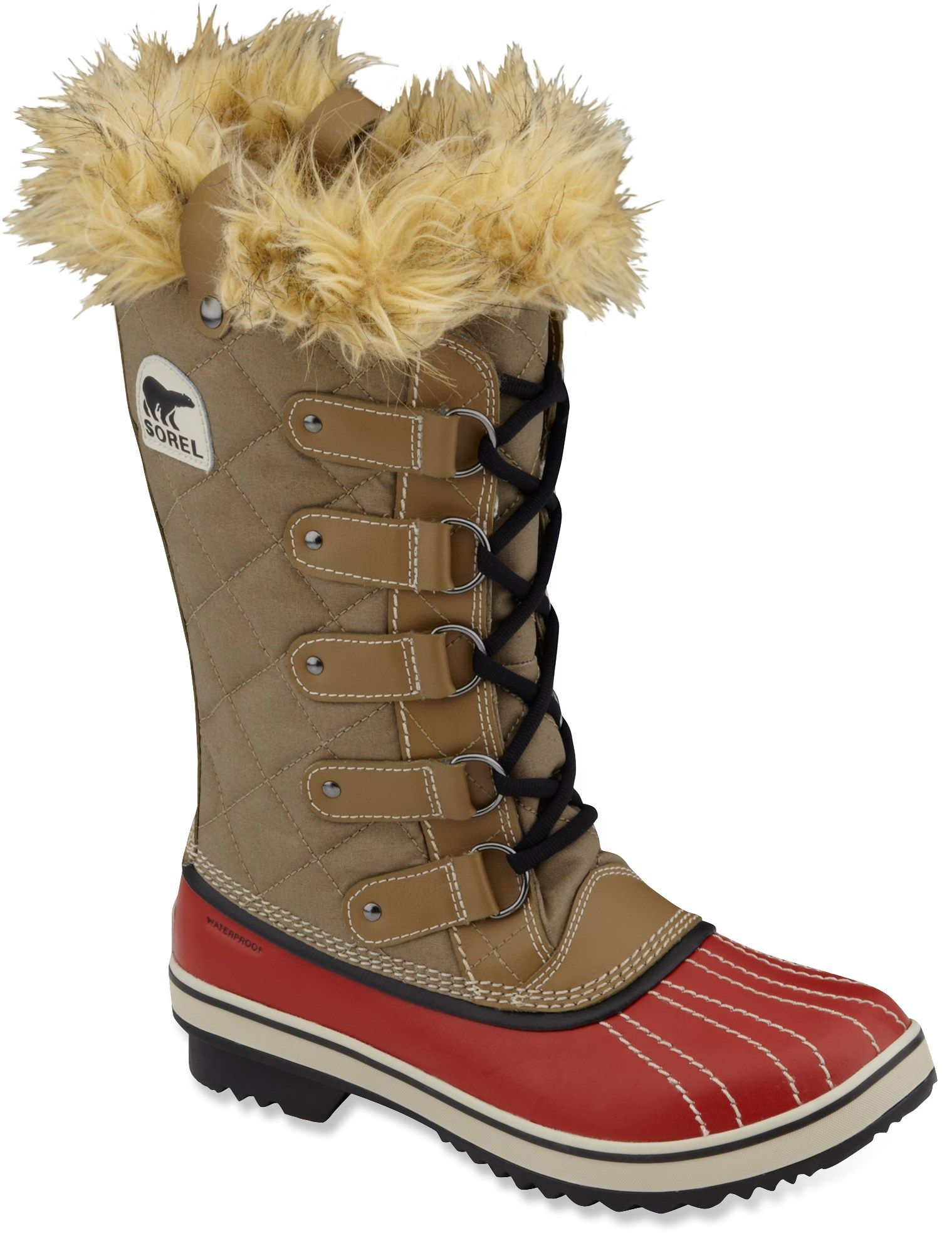 Sorel Tofino Winter Boots - Women's - Free Shipping at REI.com