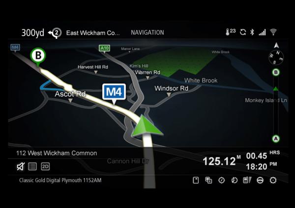 Aston Martin One-77 Infotainment System by How Splendid , via Behance
