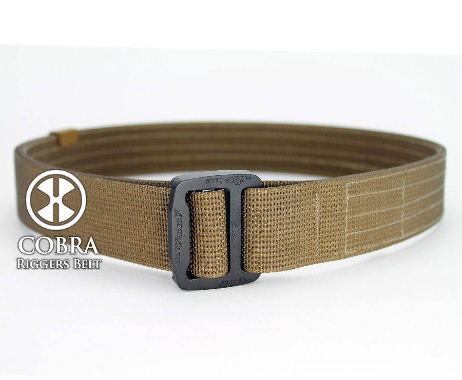 Active Handgun Trainers (A H T ) Series COBRA Riggers Belt