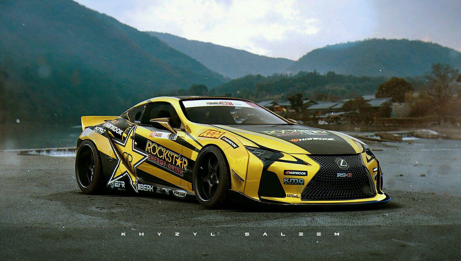 Lexus By Khyzyl Saleem Carz Pinterest