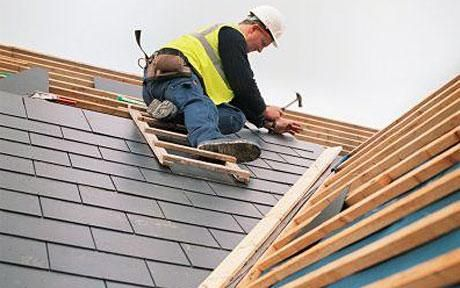 The 10 Most Dangerous Jobs In The World Roof Repair Cool Roof Flat Roof Repair